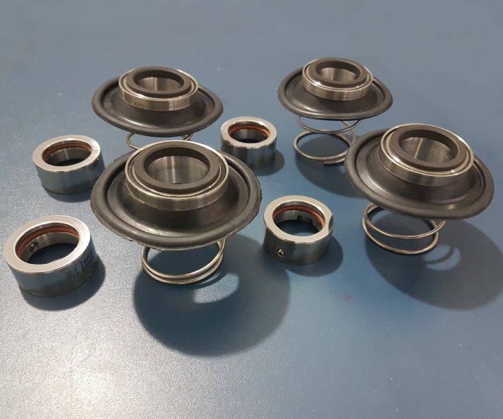 Indústria de selo mecânico